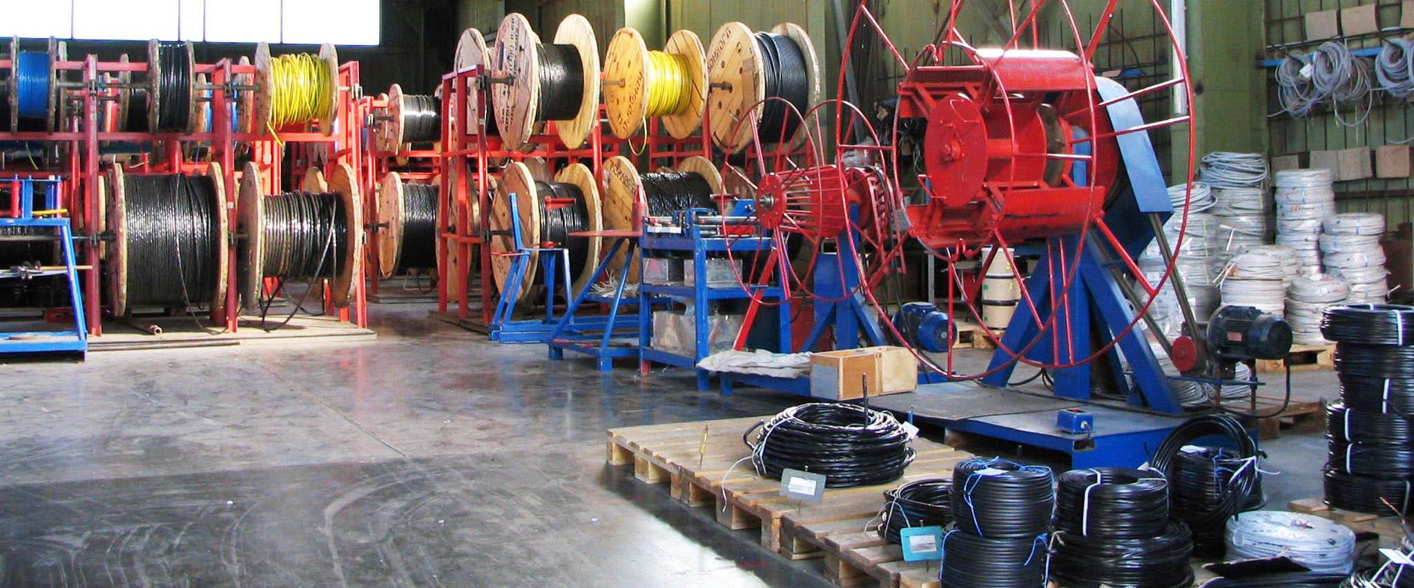 кабельная продукция виды
