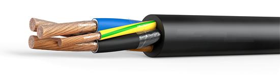 Технические характеристики силового кабеля КГ и кабеля КГ-ХЛ
