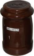 Изолятор фарфоровый опорный ИО-10-3,75