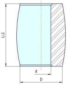 Изоляторы керамические опорные неармированные ИО-30-150; ИО-30-280; ИО-30-450