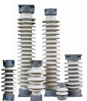 Изоляторы фарфоровые опорные стержневые ИОС-10-500, ИОС-20-2000, ИОС-35-500, ИОС-35-1000, ИОС-110-400, ИОС-110-600, ИОС-110-2000