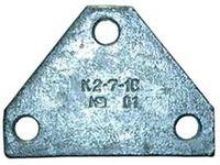 Коромысло двухцепное К2-7-1С (вариант обозначения К 2-7-1С)