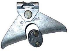 Зажим поддерживающий ПГ-2-11Б (вариант обозначения ПГ2-11Б)