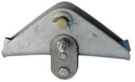 Зажим поддерживающий глухой ПГН-2-6А (вариант обозначения ПГН2-6А)