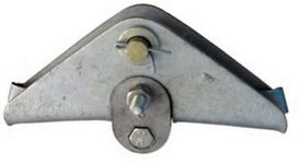 Зажим поддерживающий глухой ПГН-1-5 (вариант обозначения ПГН1-5)