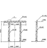 Портал шинный ПС-150 ШС