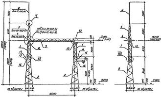 Портал ячейковый ПС-330 Я1, ПС-330 Я2