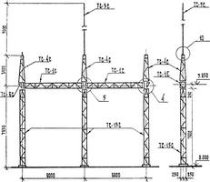 Портал ячейковый ПС-35 Я5С