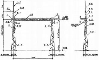 Портал линейный ПС-500-Л6