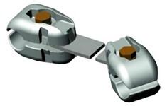 Распорки дистанционные РГУ-1-300 (вариант обозначения РГУ1-300)