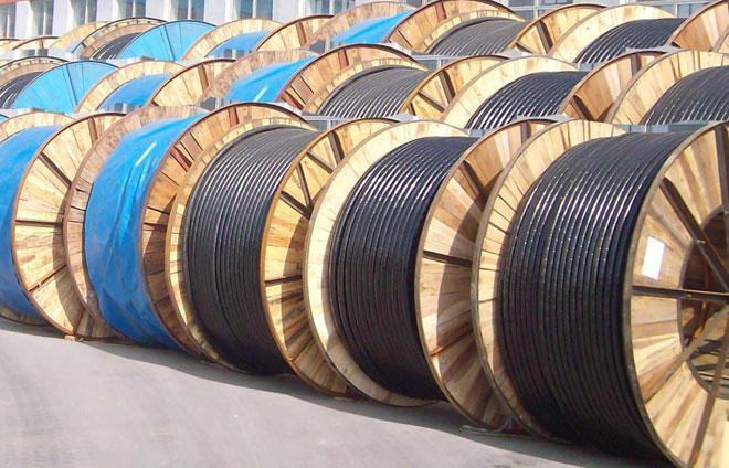 Что такое силовой кабель и из чего он состоит?